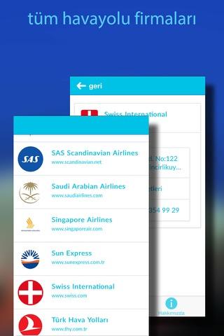 Hava Yolları screenshot 1