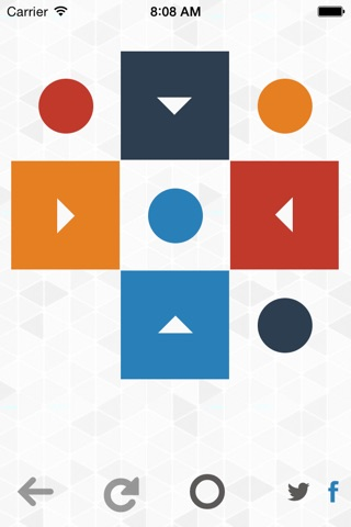 Circles and Squares screenshot 3