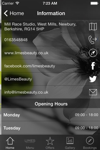 Limes Beauty Loyalty screenshot 3