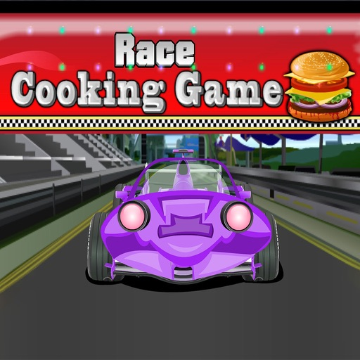 Cooking hamburgers for drivers iOS App