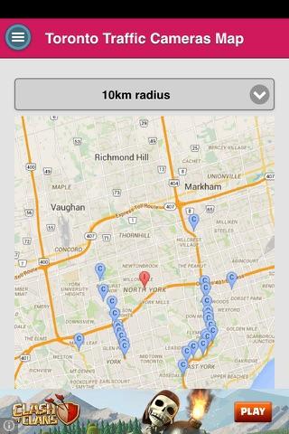 Toronto Traffic Cams screenshot 4