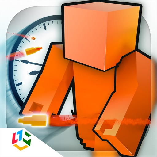Super Block Hot Sniper - Best Pocket FPS Build Lava Sky Lab Pro Edition