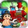 Baue mein Zug - zu machen und Reparaturfahrzeug in dieser verrückten Mechaniker Spiel für Kinder