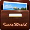 InstaWorld  Pro- Quick Save, Repost,Share,Search And Shoutout...