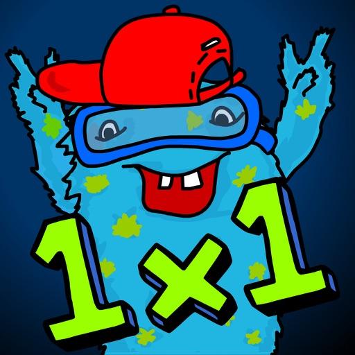 Maths 1x1 iOS App