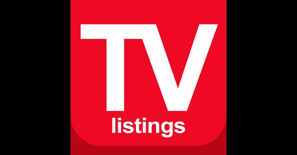Tv listings - cafenews info