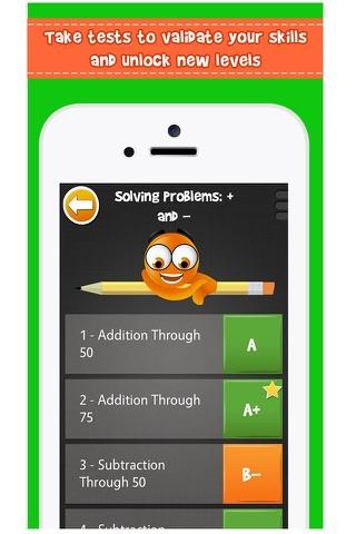 iTooch 2nd Grade | Math and Language Arts screenshot 2