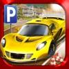 City Driving Test Car Parking Simulator - Real Weather Racing Sim Run Race Games