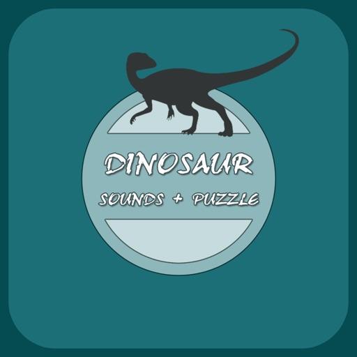 Dinosaur Wiki + Sounds & Puzzle