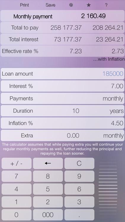 mortgage loan calcuator