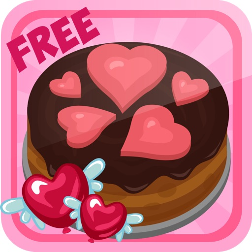 Love Cake Maker - Kids Cooking & Event Decorating Game iOS App