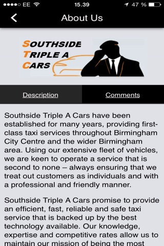 Southside Triple A Cars screenshot 2
