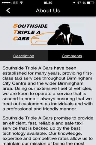 Southside Triple A Cars screenshot 2