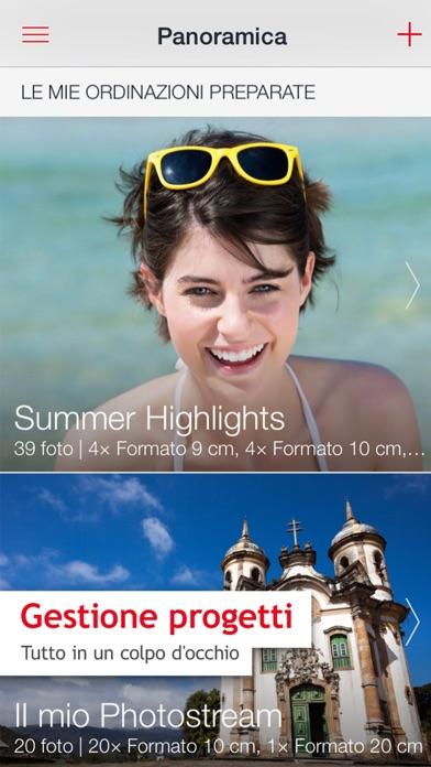 Screenshot of ifolor Foto digitali2