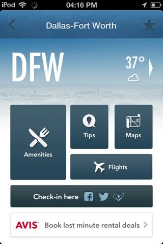 GateGuru, Airport Info & Flight Status screenshot 3