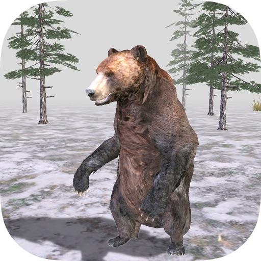 Bear Forest 3D Simulator iOS App