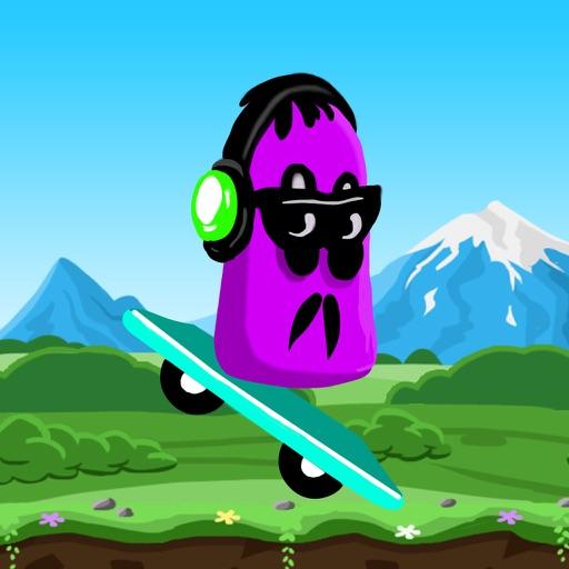 Skate Park Ride - 2015 Fast Play Runner iOS App