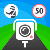 Speed Cameras & Traffic by Sygic icon