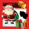 聖誕兒童遊戲:整蠱益智為我的嬰兒或幼兒與聖誕老人和雪人