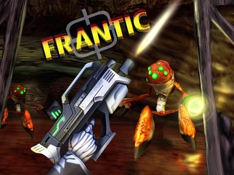 Screenshot #1 for Frantic: Monster Shooter!
