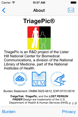 TriagePic screenshot 1