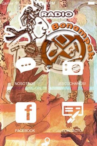 Radio Bonampak screenshot 1
