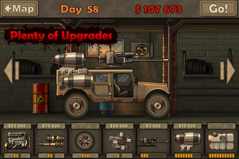 Earn to Die screenshot 3