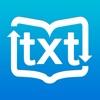 TXTPUB - eBook Reader + TXT to EPUB + MARKDOWN to EPUB Converter + TTS
