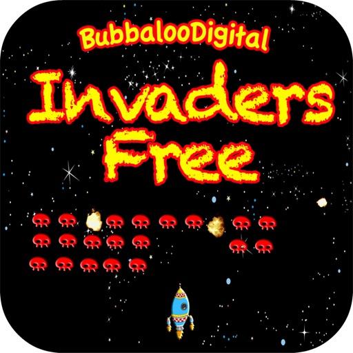 Bubbaloo Invaders Free iOS App