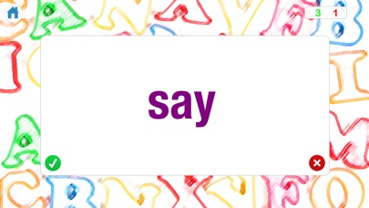 Screenshot #7 for Sight Words by Teach Speech Apps