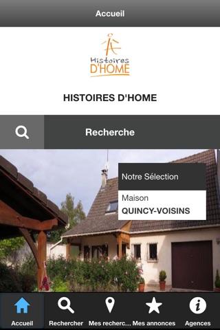 Histoires D'Home screenshot 2