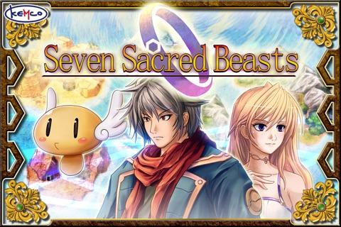 RPG Seven Sacred Beasts screenshot 1