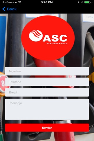 Carburantes ASC screenshot 2