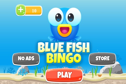 Blue Fish Bingo: Big Win Party Edition - FREE screenshot 4