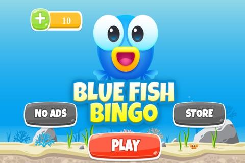 Blue Fish Bingo: Big Win Party Edition - FREE screenshot 4