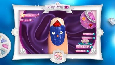 Screenshot of 3D Unghie di Moda - Giochi per Ragazze: Crea Fantastici Disegni di Unghie nel tuo Salone di Bellezza5