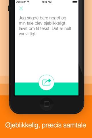 Active Voice : Speech-To-Text screenshot 2