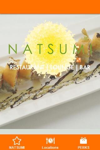Natsumi screenshot 2
