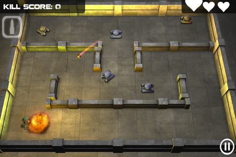 Tank Hero screenshot 2
