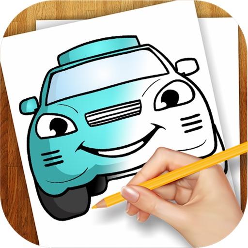 Leren Tekenen Auto S Voor Kinderen Door Artem Rodionov