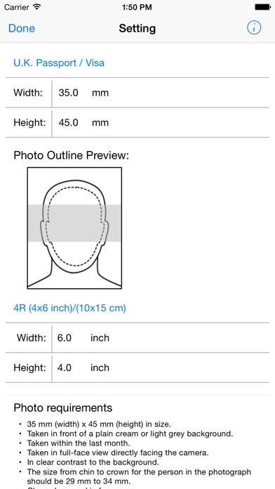 I.D. Photo Maker app