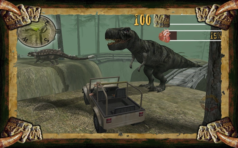 Dino Safari 2 Screenshot - 4