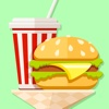 Fast Food Slide To Match Mania - FREE - Junk Foods Matching Puzzle