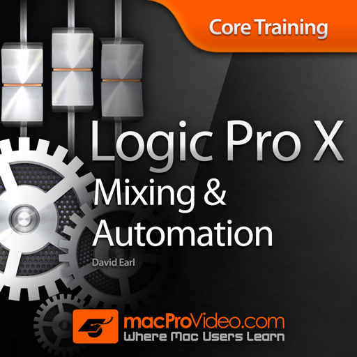 Course for Mixing in Logic Pro X