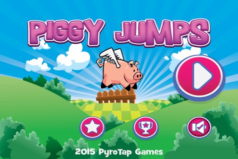 Piggy Jumps screenshot 1