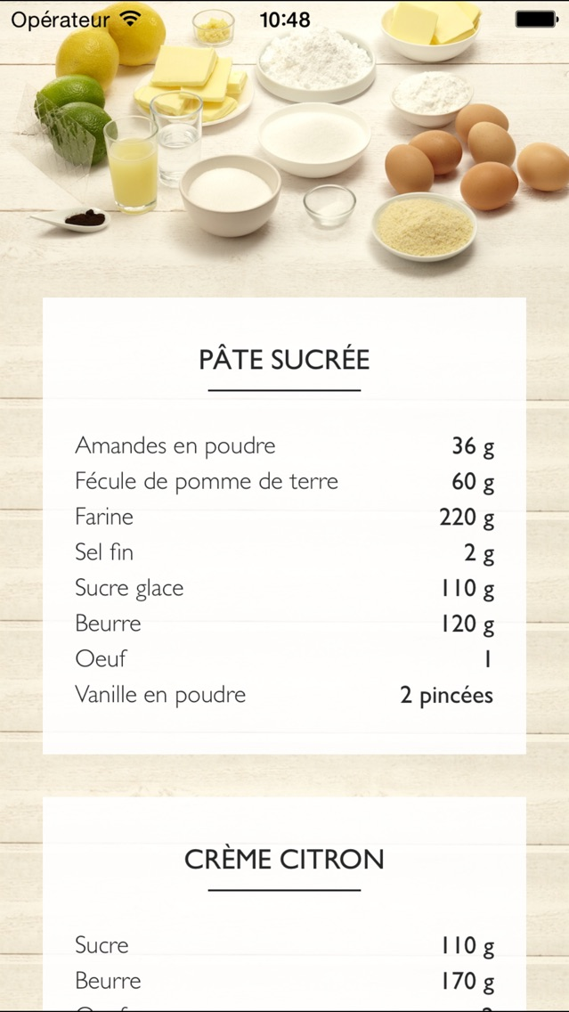 download Cyril Lignac MesDesserts apps 3