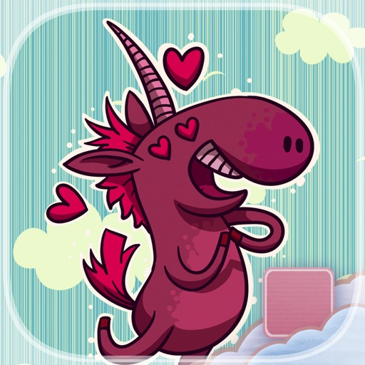 Good Unicorn, Bad Unicorn - FREE - Endless Fantasy Mythical Creatures Puzzle Game iOS App