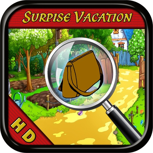 Surprise Vacation : Hidden Object iOS App