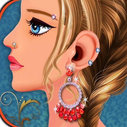 Ear Piercing Salon iOS App