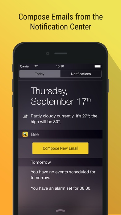 download Bee - Email Smart and Fast apps 2